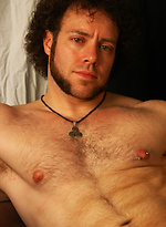 Hot hairy muscleman Rojer
