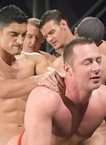 Muscled hunks fucking. Derrick Hanson, Marco Paris. Marko Hansom, Mike Power, Nickolay Petrov, Vin Nolan