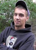 Czech hunter 59. Boy gets a facial.