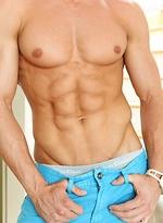 Super hot euro boy Lorenzo Gray Pin-Up