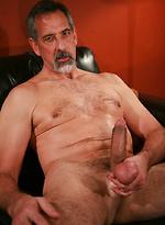 Jay Taylor posing naked