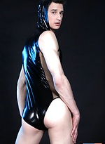 """Abused: Cute Twink Gets Handcuffed To A Chair & Fucked By His """"Master"""" – Just How He Loves It!"""